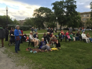 Rose Garden Picnic a Success! | Fenway Civic Association