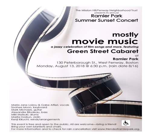 2018 Poster movie music